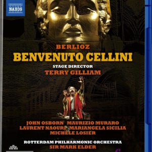 DVD/Blu-Ray of Benvenuto Cellini