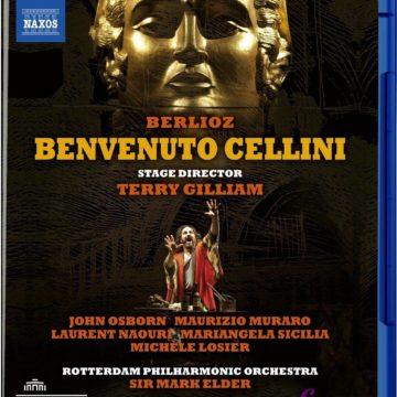 DVD/Blu-Ray di Benvenuto Cellini