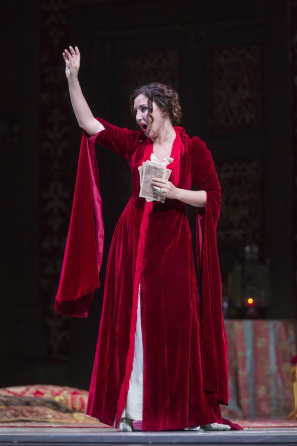 La Traviata, Napoli 2017 (L. Romano)