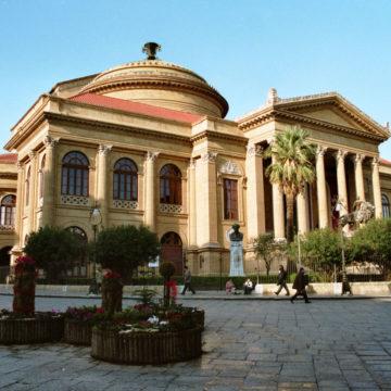 Le nozze di Figaro a Palermo