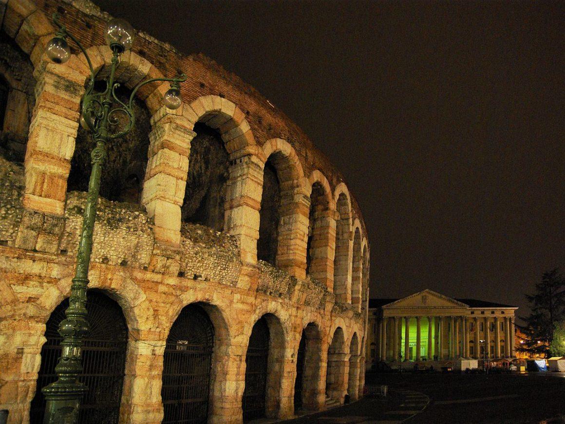 Carmen at the Arena of Verona