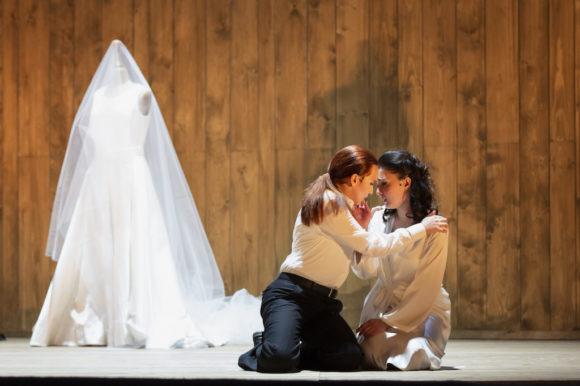 I Capuleti e i Montecchi, Roma 2020 (Y. Kageyama) con il mezzosoprano Vasilisa Berzhanskaya